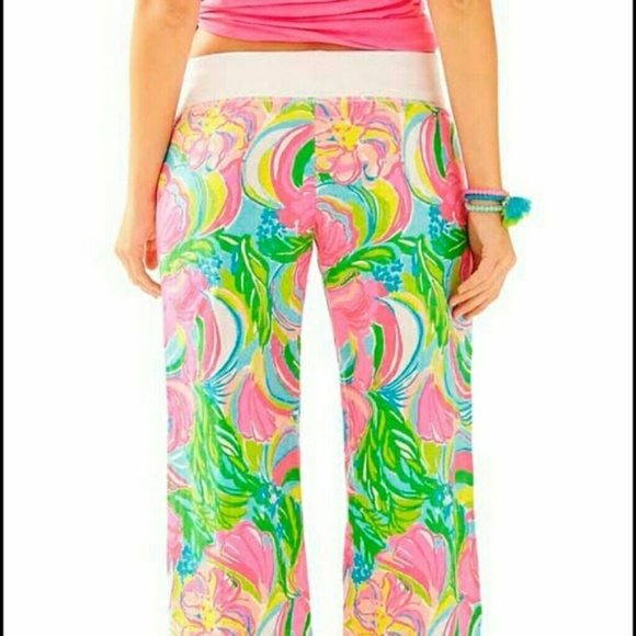 288307b505 Lilly Pulitzer Pants | Summer Sale Beach Size Xs | Poshmark